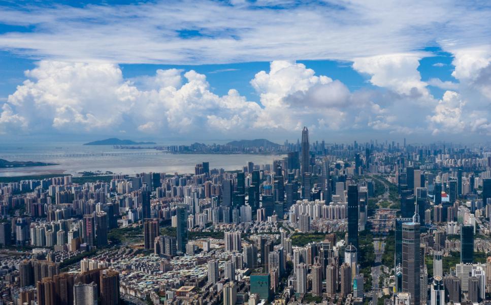 China unveils plan to pilot reforms in Shenzhen