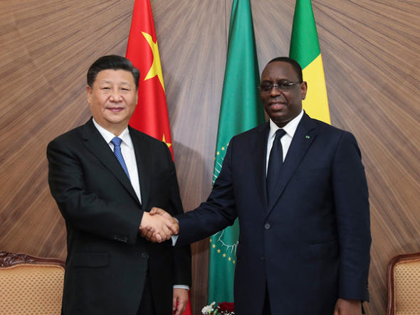 Let China-Africa cooperation shine as example of multilateralism - Chinese, Senegalese presidents