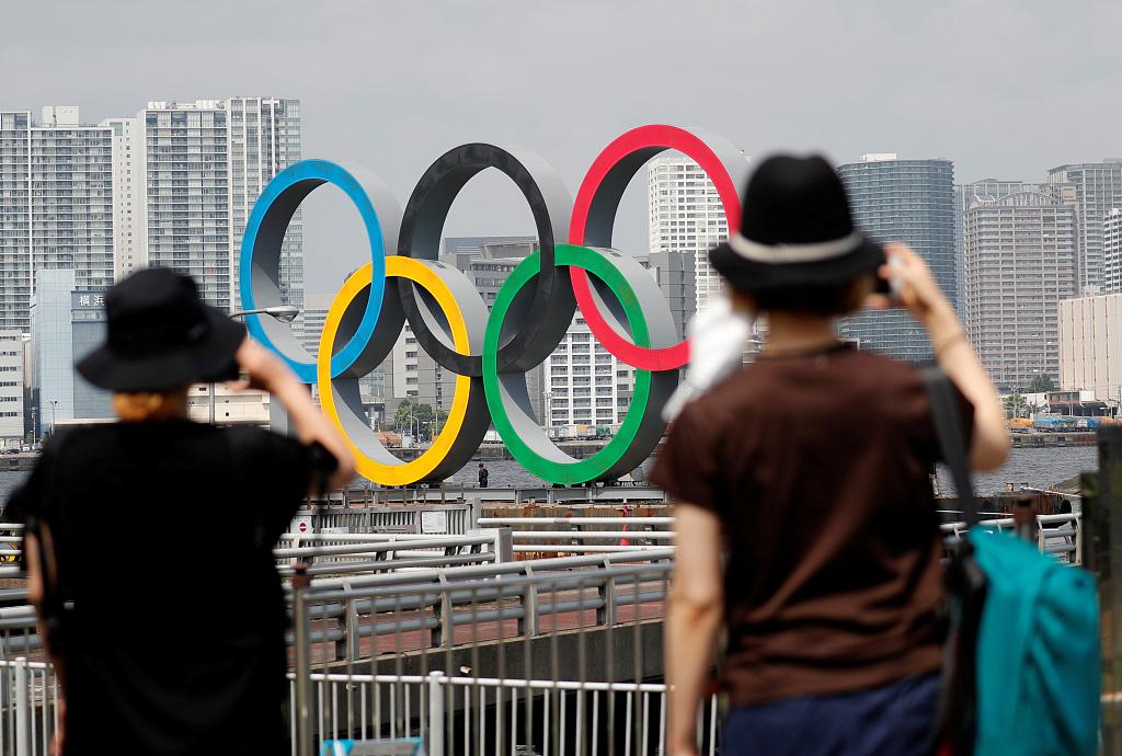 IOC chief Bach pledges 'safe' Tokyo Olympics next summer
