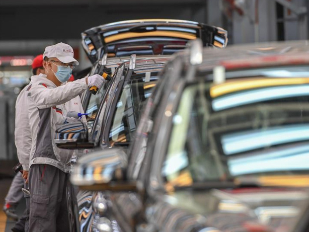 Foreign automakers see their sales rebound strongly in China
