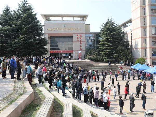 Over 3m sampled for COVID-19 tests in east China city