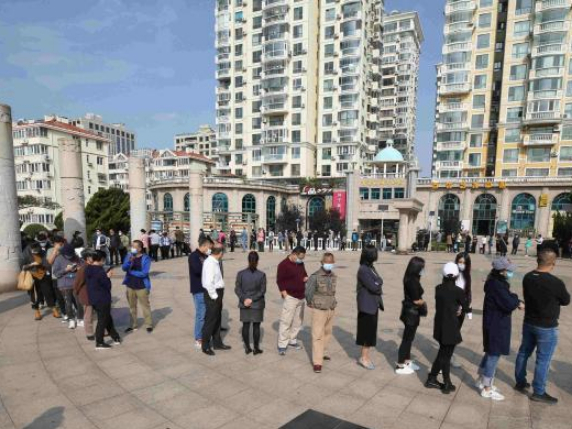 Testing taken up by cities beyond Qingdao