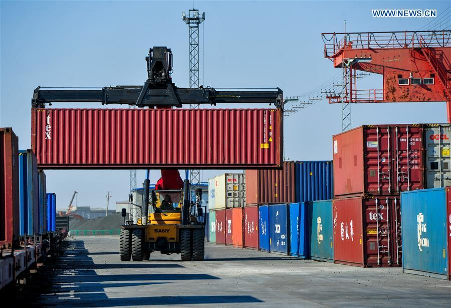 China-US goods trade increases in Q1-3