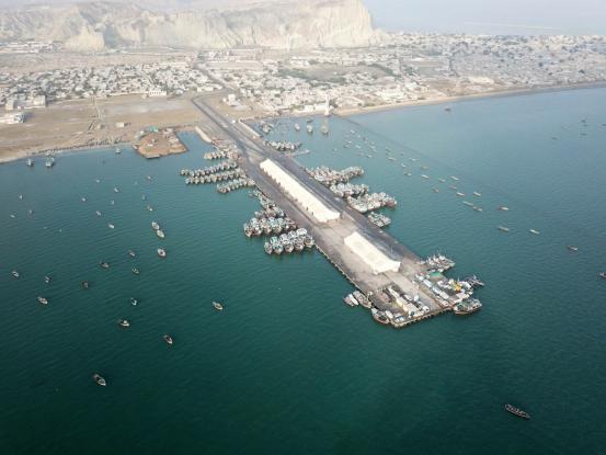 China–Pakistan Economic Corridor (CPEC)