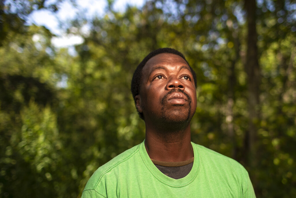 Black man who police led by rope sues Texas city for $1M