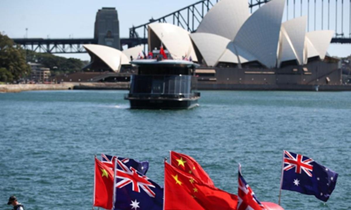 Declining China-Australia trade more pressing than 'coal import ban'