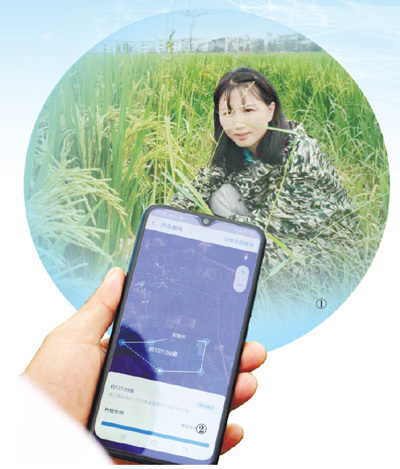 Chinese bank uses satellite technology to facilitate loans for farmers