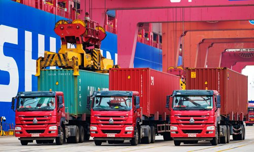 China's foreign trade hits record high in Q3 amid pro-growth measures