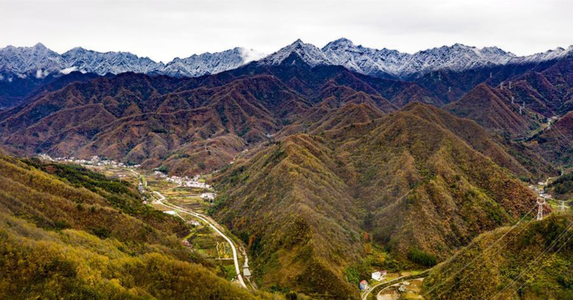 China plans to upgrade Qinling Mountain reserve into national park