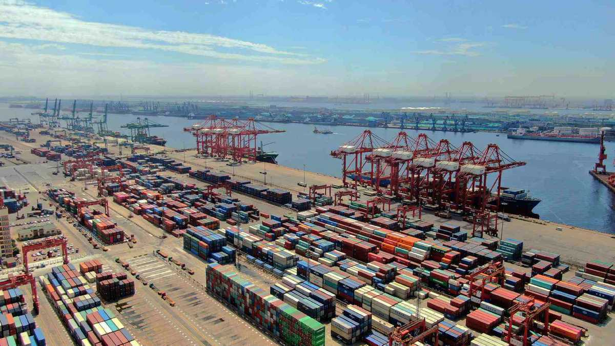 Tianjin Shipping Index up 1.21%