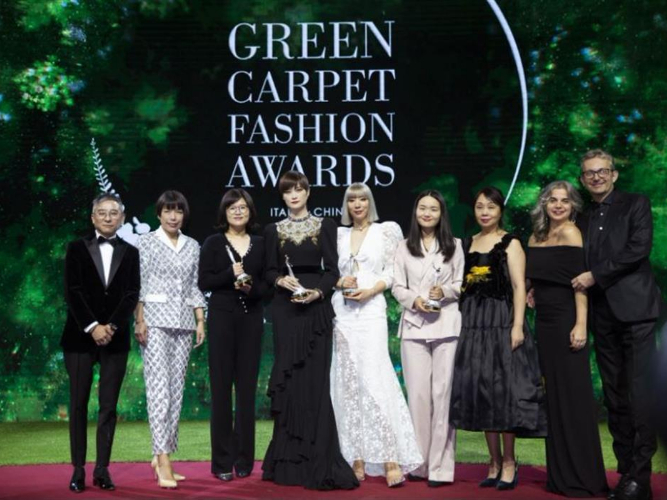 Fashion goes green at key Shanghai event