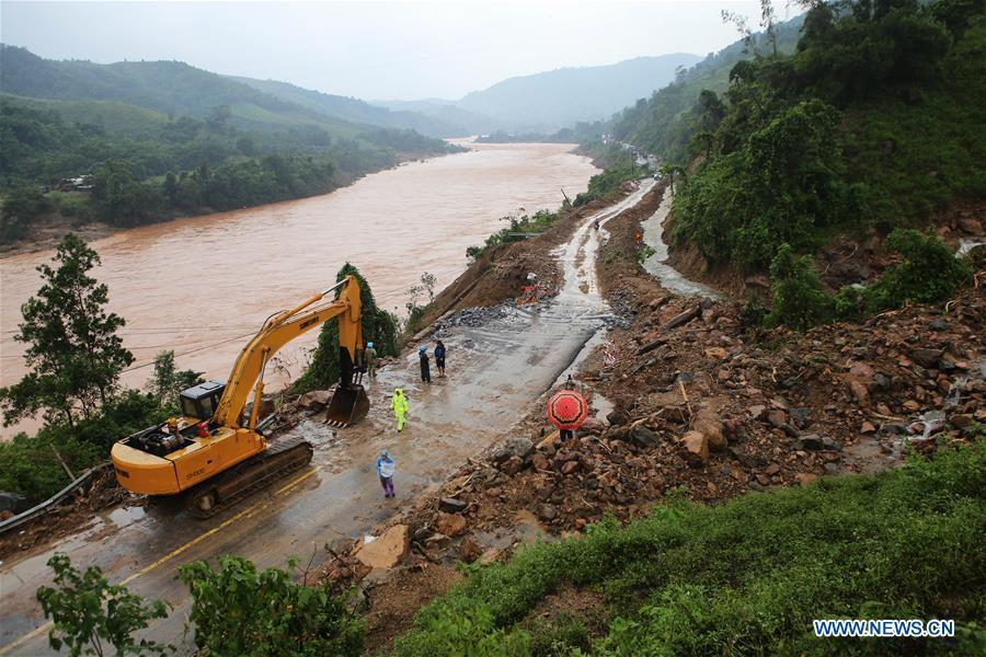 Natural disasters leave 28 dead, 12 missing in Vietnam over past few days