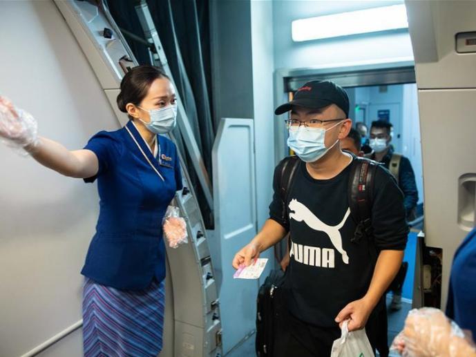 China Southern Airlines resumes Changsha-Nairobi flight