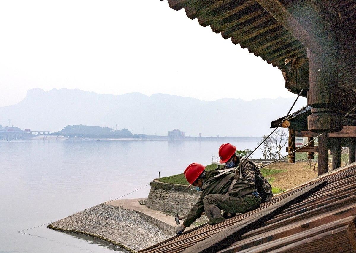 Legislators look to reinforce conservation on Yangtze