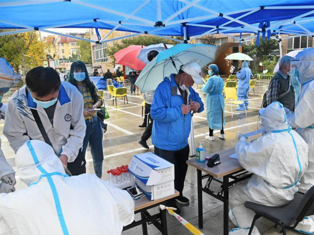 Over 5.6 million samples for nucleic acid testing collected in east China city