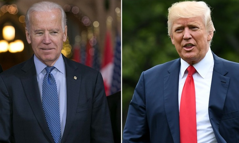 Nature backs Biden over 'disastrous' Trump in upcoming US election