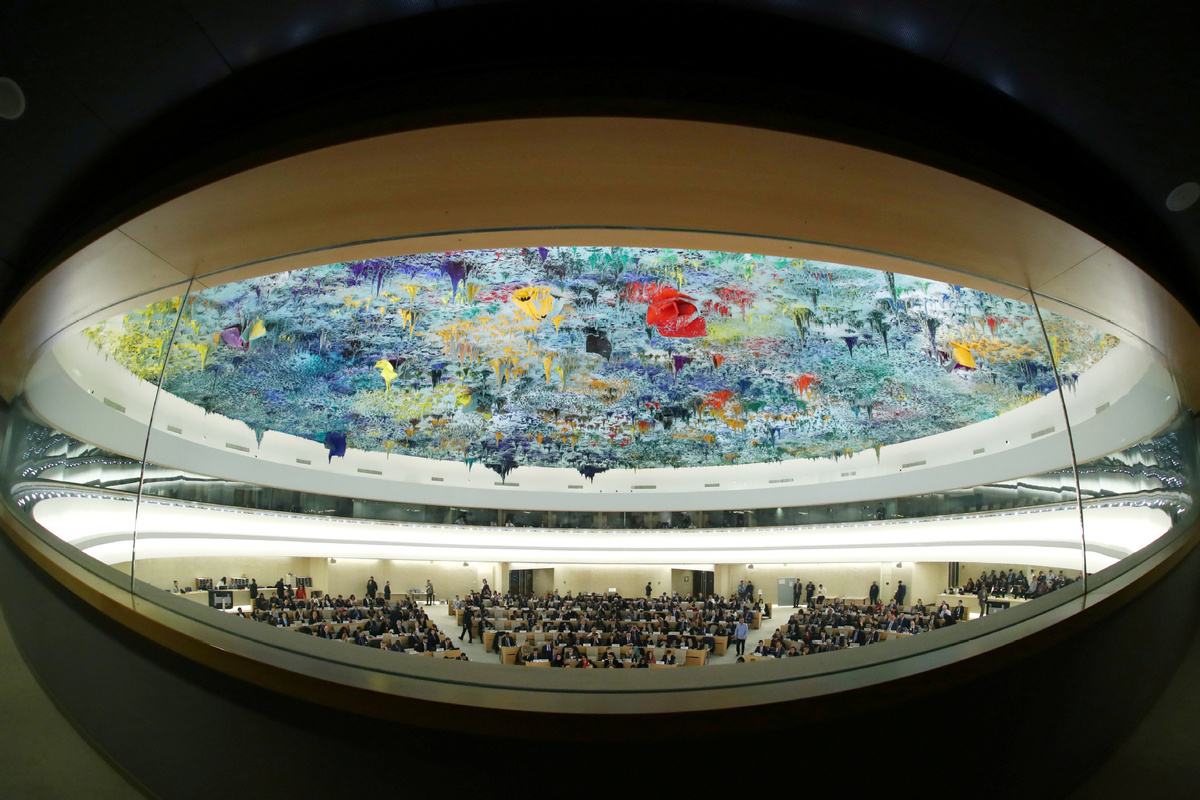 Cooperation stressed after UN rights council vote