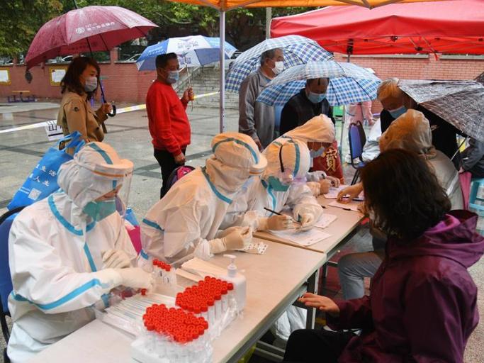 Coronavirus re-emergence in Qingdao not autumn-and-winter outbreak: expert