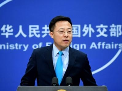 Chinese FM exposes anti-China Australian think tank's malicious lies