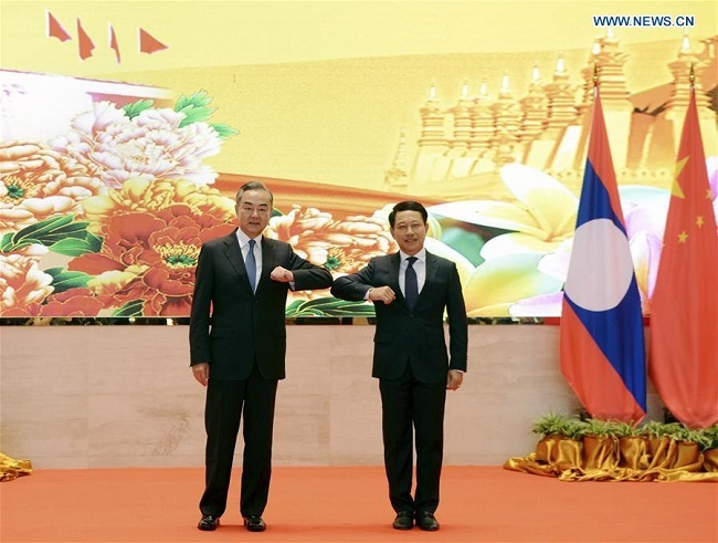 China, Laos to strengthen cooperation in COVID-19 fight, economy, regional cooperation