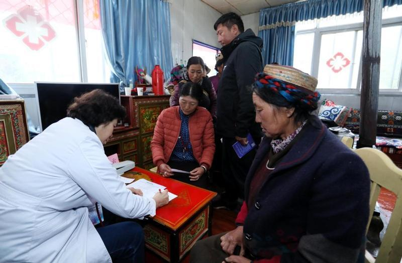 Access to healthcare improves in poor areas
