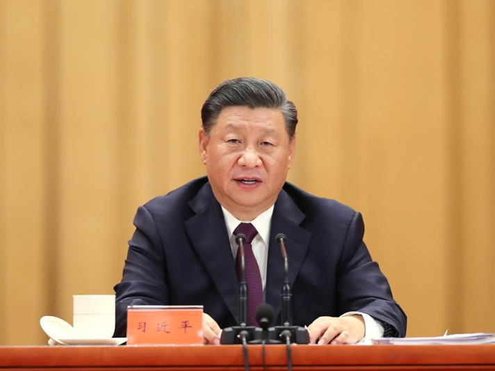 Xi's speech at event commending role models in COVID-19 fight to be published in Qiushi