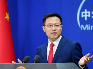 China strongly opposes Pompeo's accusation on inadequate WFP supplies