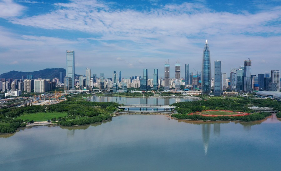 Shenzhen office demand continues growth