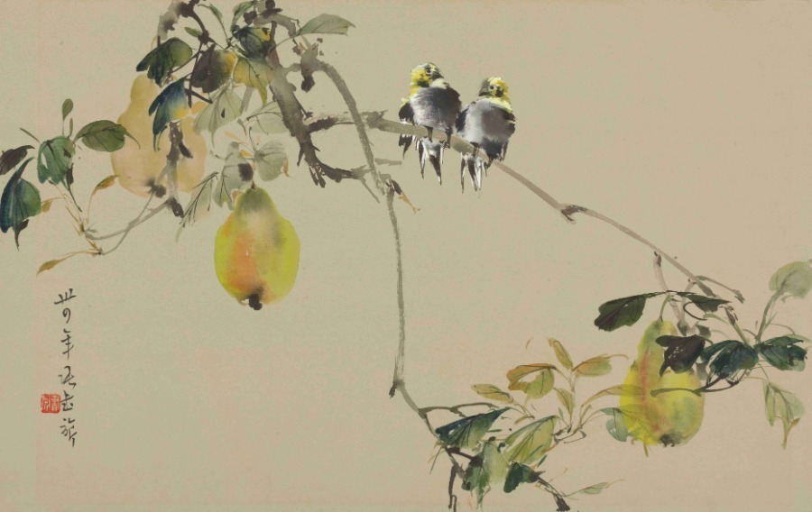 Exhibition marks a long-forgotten master painter and cultural ambassador
