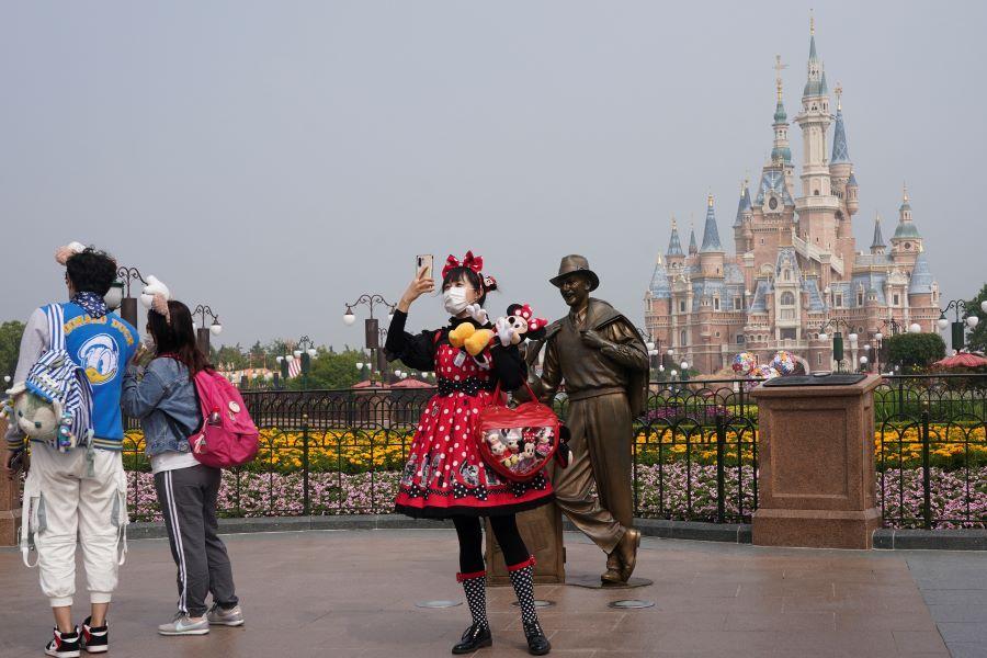 Shanghai Disney Resort to introduce virtual-reality experience