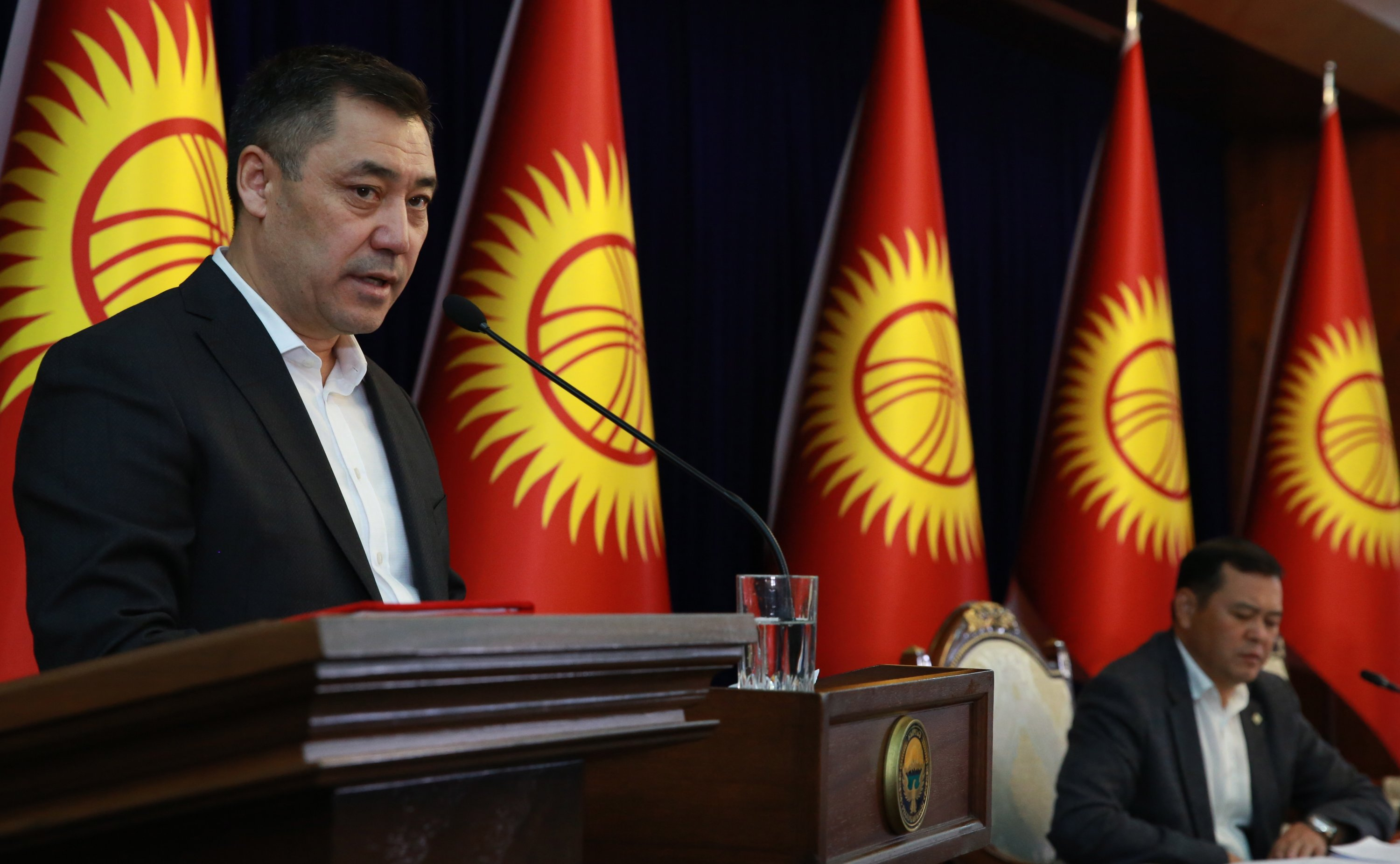Kyrgyzstan to hold presidential elections before Jan. 10