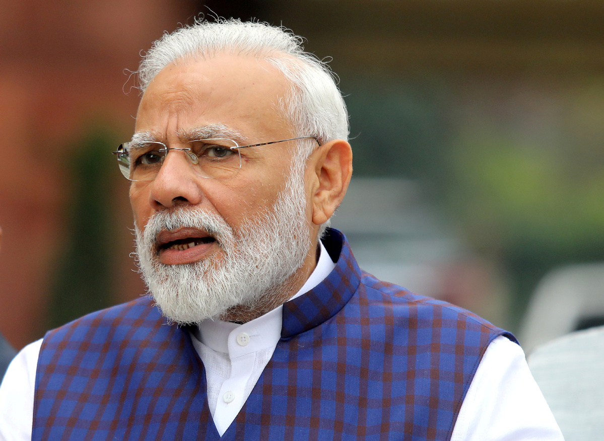 Indian PM holds review meeting of COVID-19 research, vaccine development