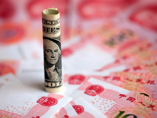 Exchange rate rise aids yuan internationalization