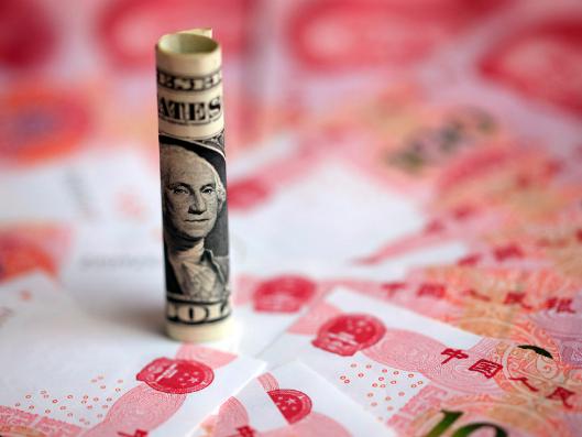 Exchange rate rise aids yuan internationalization