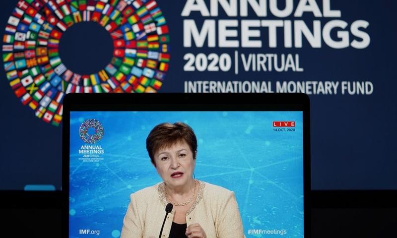China's growth 'positive impulse' for world economy: IMF chief