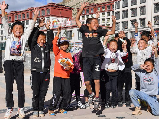 In historical feat, Tibet eliminates absolute poverty