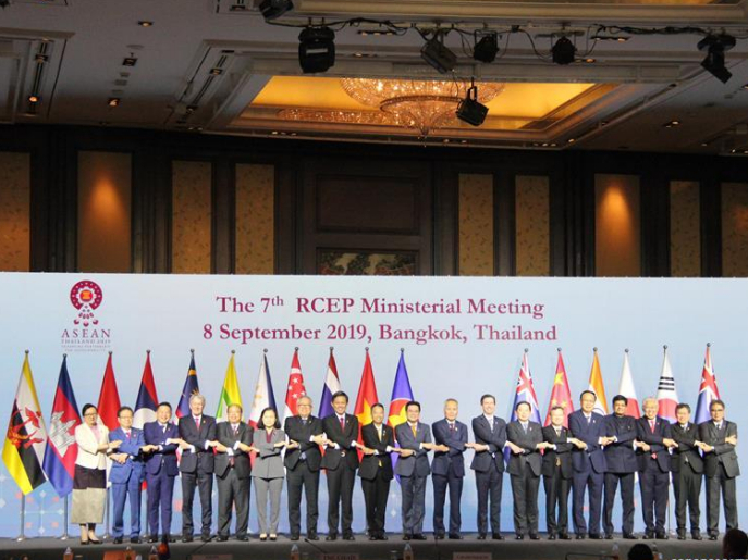 RCEP agreement to be inked in November: Thai ministry
