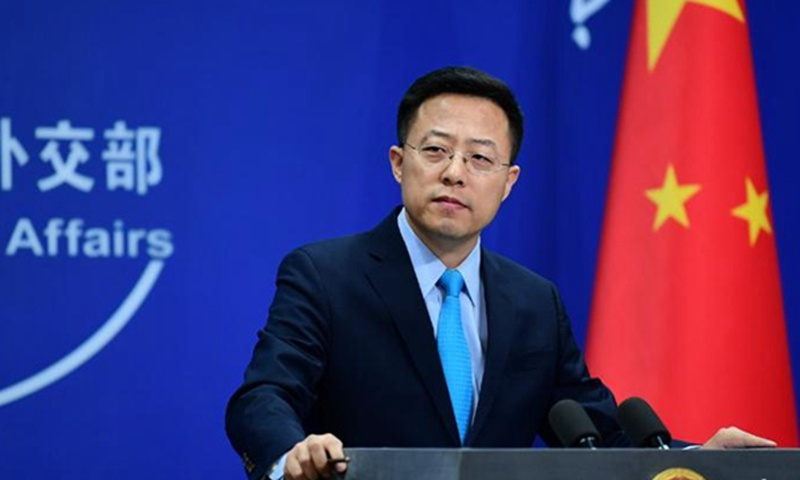 Chinese FM dismisses German scholar as US' hatchet man over Xinjiang claims