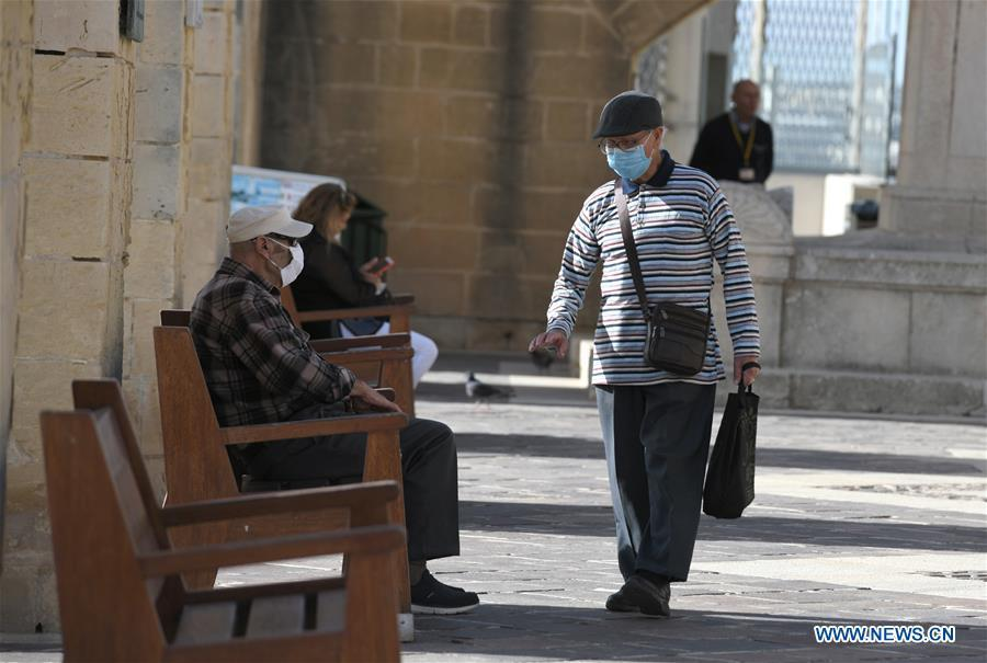 Malta to step up police presence to enforce pandemic restrictions: PM