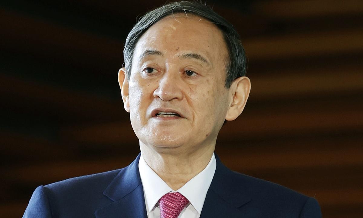 Suga's offering to Yasukuni Shrine betrays pledge to improve ties with China: experts