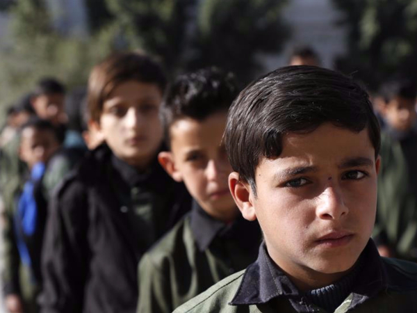 New school year starts in Sanaa, Yemen