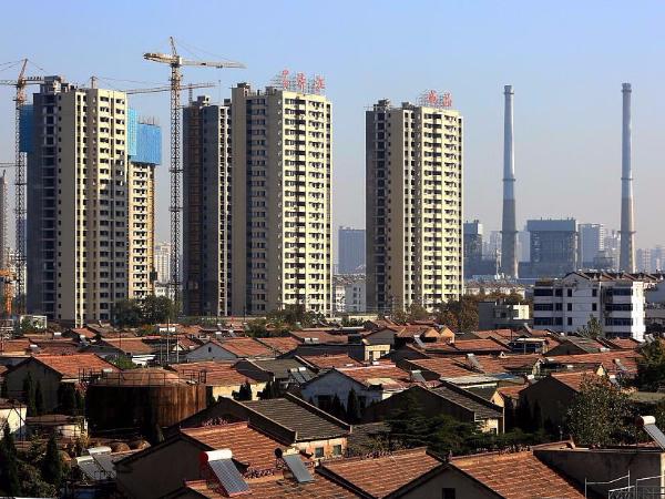 China exceeds five-year target in renovating rundown urban areas