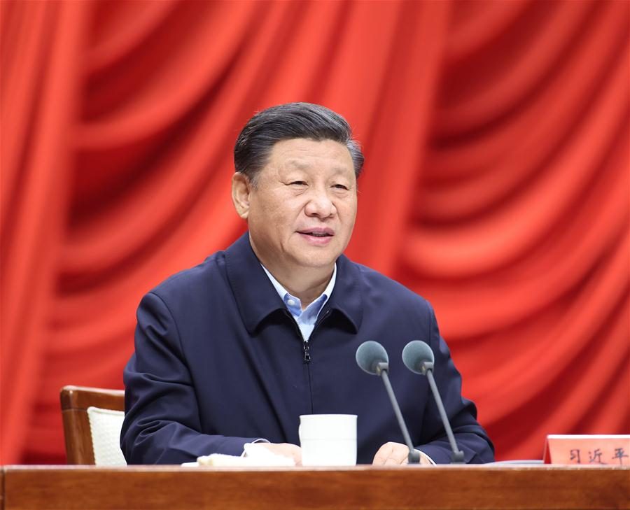 Xi calls for sustained efforts to win complete victory against poverty