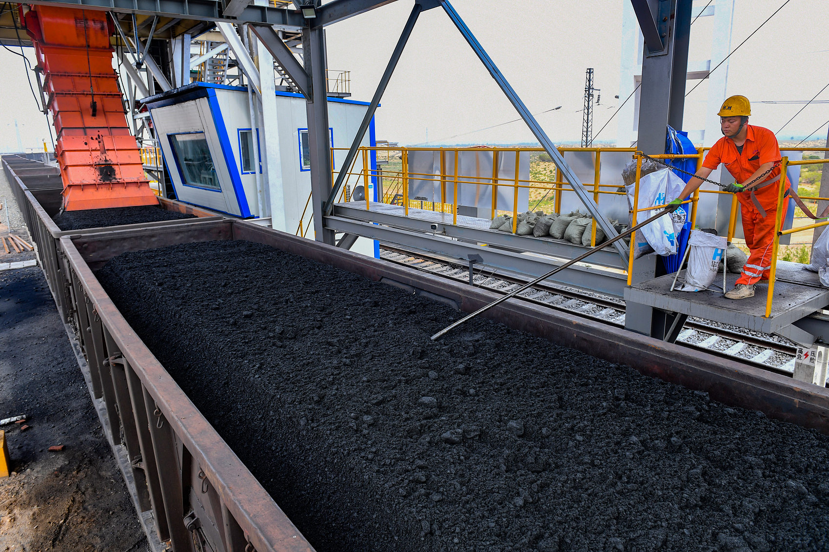China's top economic planner approves coal mine project