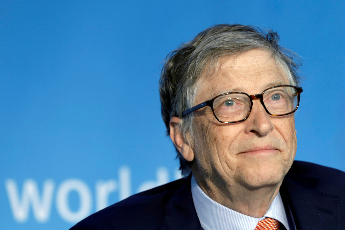 Bill Gates lashes out at US government for trying to silence top scientists