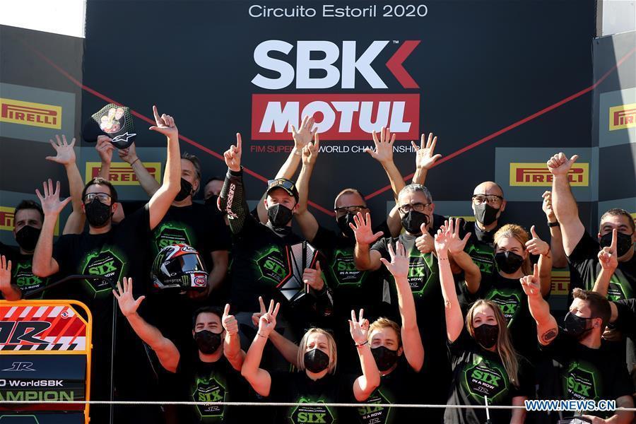 FIM Superbike World Championship Estoril Round Race 1