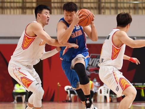 Shenzhen defeat Sichuan in CBA