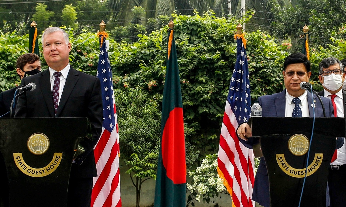 South Asia nations not convinced by empty US promises