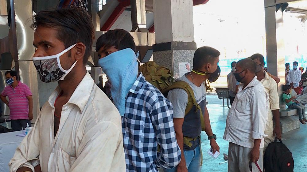 India's COVID-19 tally surpasses 7.5 million