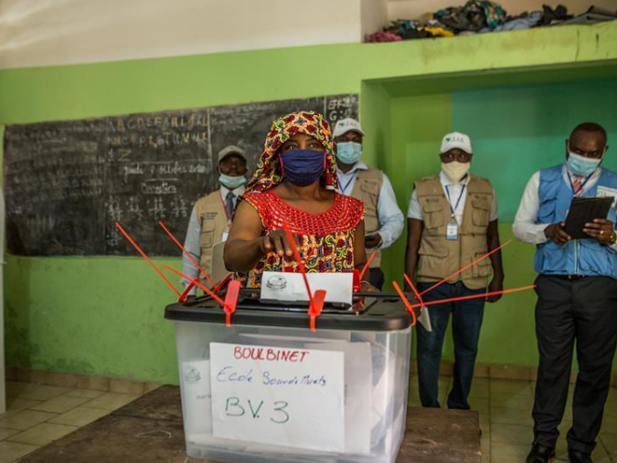 Over 5 mln Guinean citizens expected to vote in presidential election